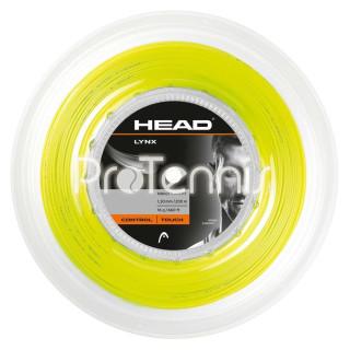 HEAD LYNX JAUNE 125 BOBINE 200m