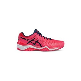 ASICS GEL RESOLUTION 7 LADY ROSE / MARINE PE17