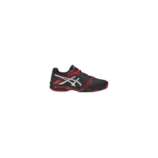 ASICS GEL BLAST 7 MEN NOIR / ROUGE AH17 INDOOR