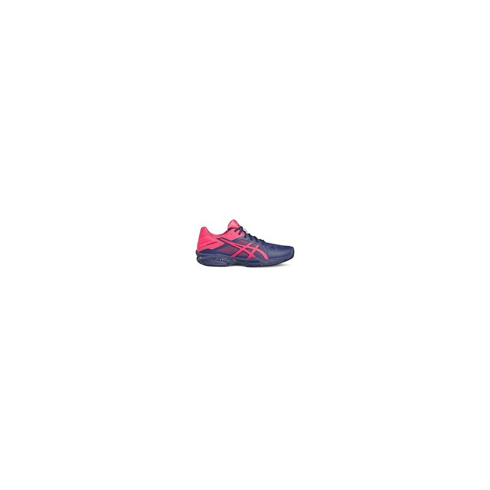 info for 1a64c 698eb ASICS GEL SOLUTION SPEED 3 TERRE BATTUE MARINE   ROSE PE17 ...