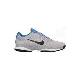 CHAUSSURES NIKE AIR ZOOM ULTRA JUNIOR GRIS / BLEU / NOIR