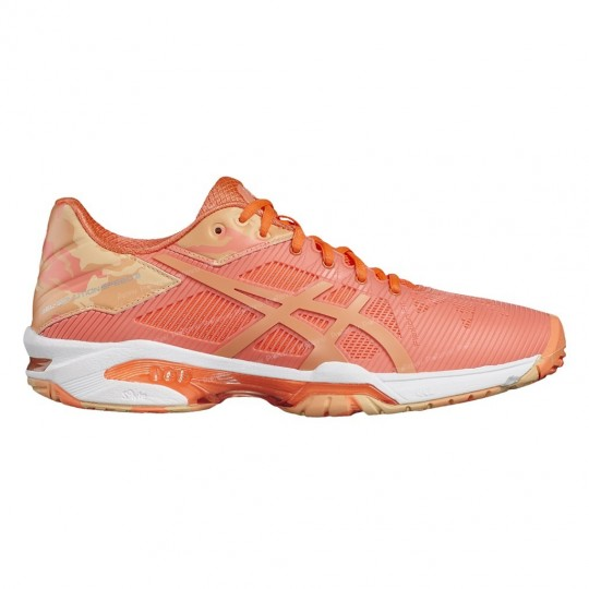 CHAUSSURES ASICS GEL SOLUTION SPEED 3 LADY EDITION LIMITEE