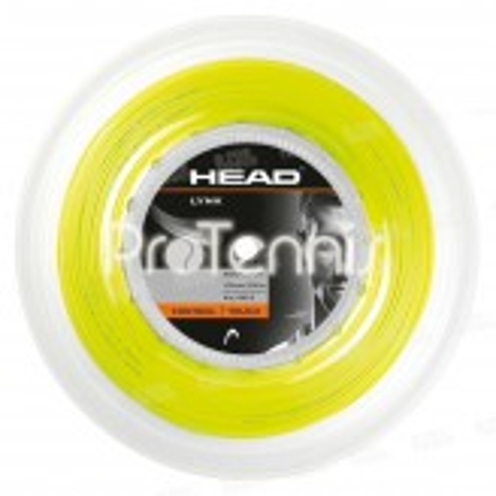 HEAD LYNX JAUNE 120 BOBINE 200m