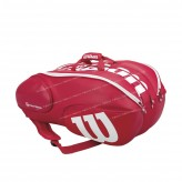WILSON VANCOUVER 15 PACK ROUGE / BLANC 2017