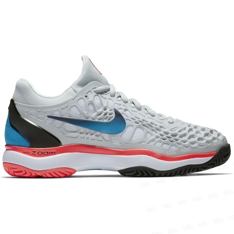 7877b8ac485 Nike Air Zoom Cage 3 Femme Ete 2018 - Chaussures De Tennis Femme Chaussure  De Tennis Femme