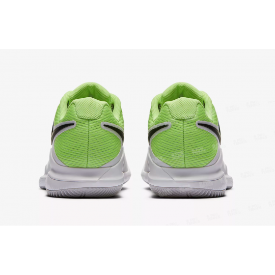 Nike Air Zoom Vapor X Homme Gris / Lime Printemps 2018
