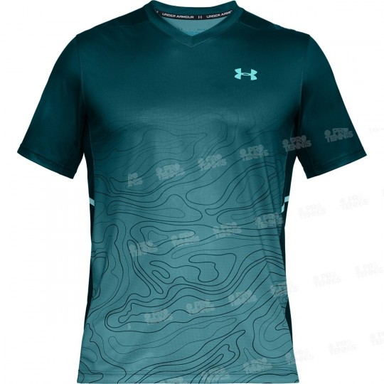 Under Armour Forge V Neck T-shirt Homme PE18