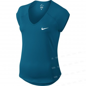 Nike Court Pure Top Femme Ete 2018