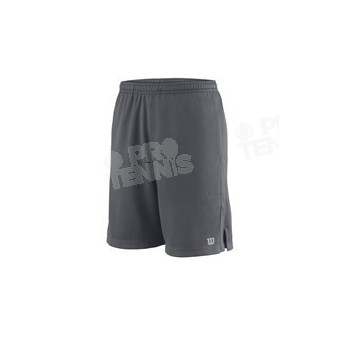 SHORT WILSON ENFANT CORE KNIT 7 GRIS PE18