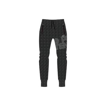 PANTALON LOTTO HOMME BRYAN V PANTS GRIS CHINE AH17