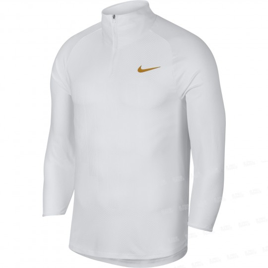 Nike Court Dry Challenger Top 3/4 Homme Automne 2018