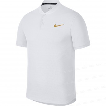 Nike Court Advantage Solid Polo Homme Automne 2018
