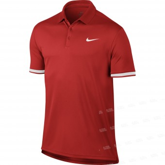 Nike Court Dry Polo Team Homme Automne 2018