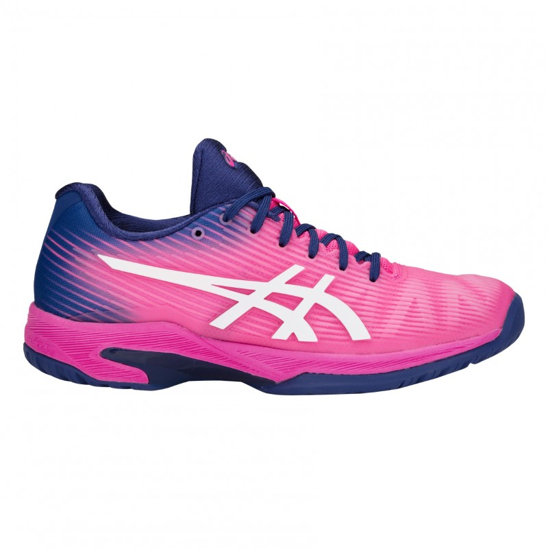 Asics Solution Speed Gel Ff Tennis Chaussures Ah18 Femme De Yy7fgb6v