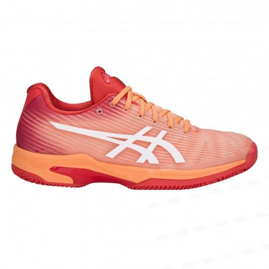 Asics Gel Solution Speed FF Femme Terre Battue AH18