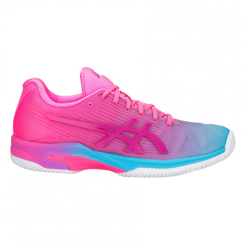 asics solution speed femme