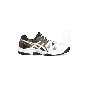 ASICS GEL GAME JUNIOR 5 NOIR / BLANC