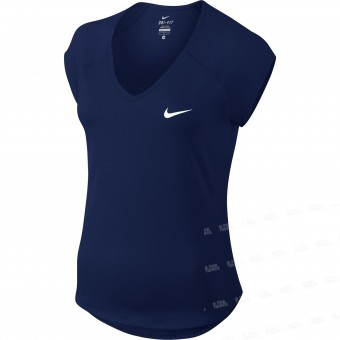 Nike Court Pure Top Femme Automne 2018