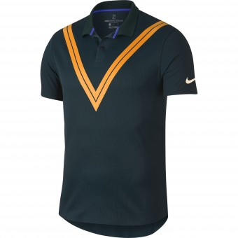 Nike Court Advantage Polo Roger Federer NY Automne 2018