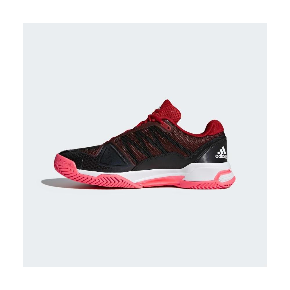 timeless design b689c 2314b ... Adidas Barricade Club Noir Rouge Homme ...