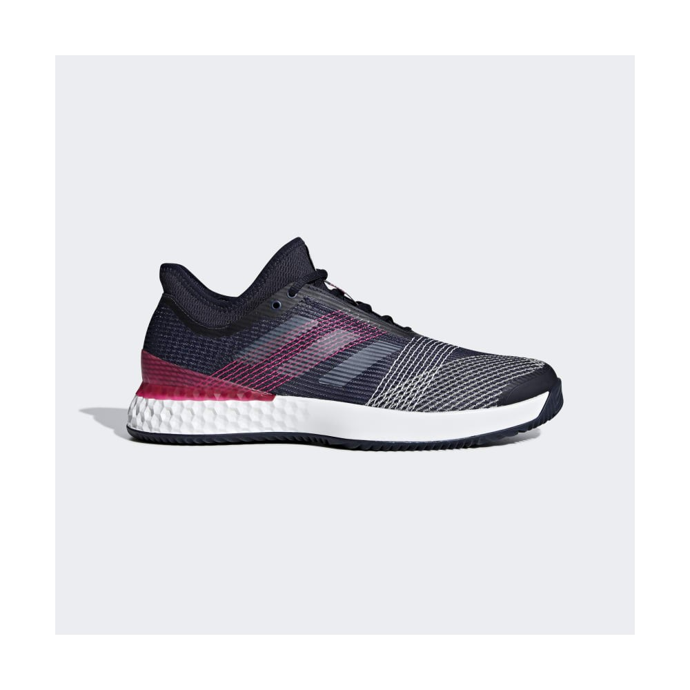 outlet store 6fd0c 8682a Adidas Adizero Ubersonic 3 Terre Battue Homme AH18 ...