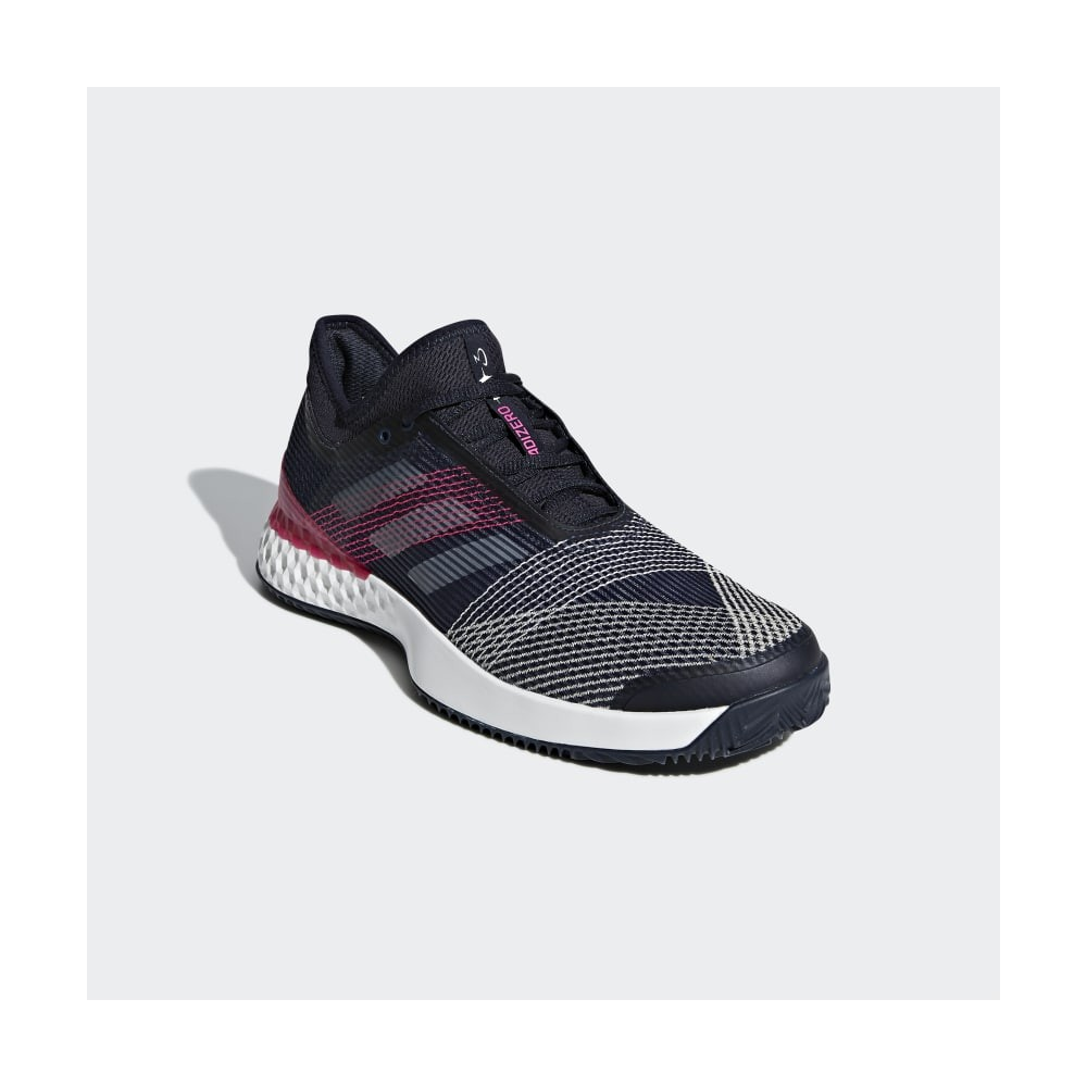 new product 02359 a9aef ... Adidas Adizero Ubersonic 3 Terre Battue Homme AH18 ...