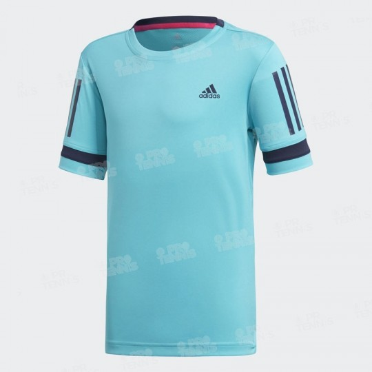 Adidas Club 3 Strippe Tee Enfant AH18