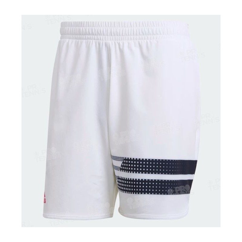 e628f91d285 Adidas Seasonal Short Homme Ah18 - Short De Tennis Homme Short De Tennis  Homme