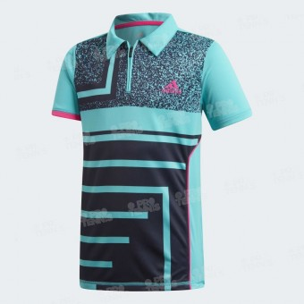 Adidas Seasonal Polo Enfant AH18