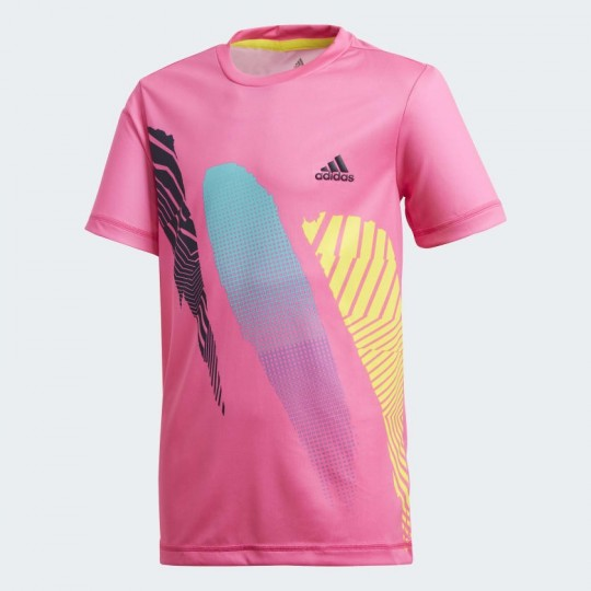 Adidas Seasonal T-shirt Enfant AH18