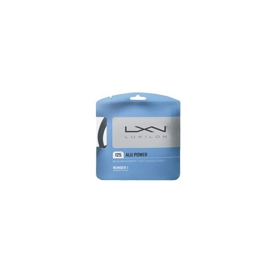 LUXILON ALU POWER 125 GRIS GARNITURE