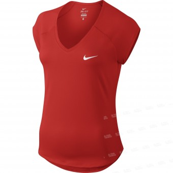 Nike Court Pure Top Femme Hiver 2018