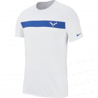Nike Court Rafael Nadal T-shirt Homme Hiver 2018