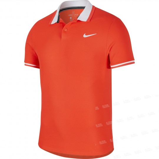 Nike Court Advantage Polo Classic Homme Hiver 2018