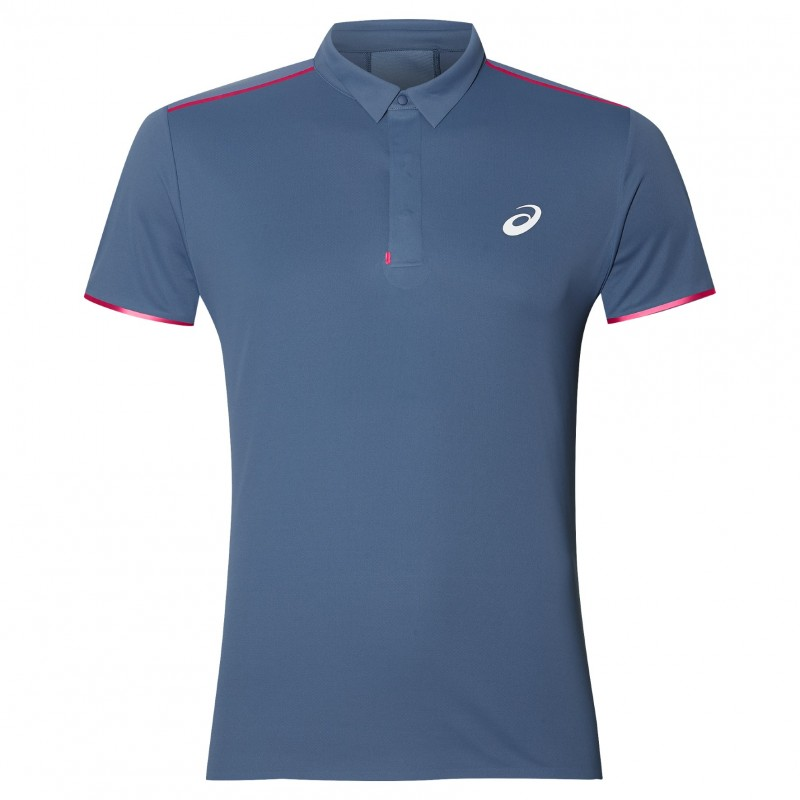 Asics Gel Cool Performance Polo Homme AH18