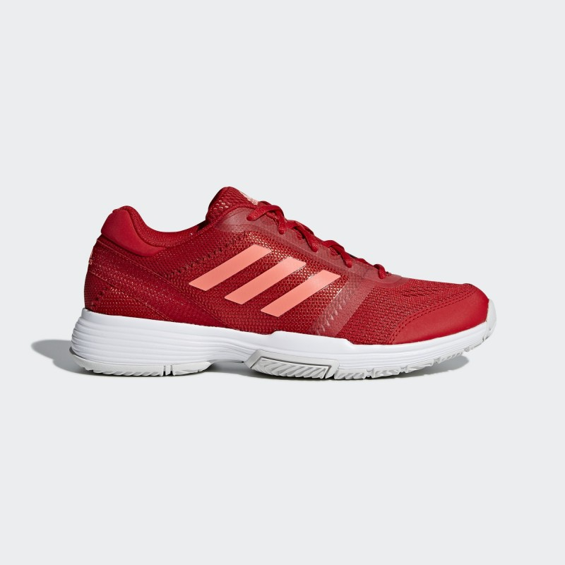 best service look out for newest Adidas Barricade Club Femme Rouge - Chaussures De Tennis Femmes Chaussure  De Tennis Femme