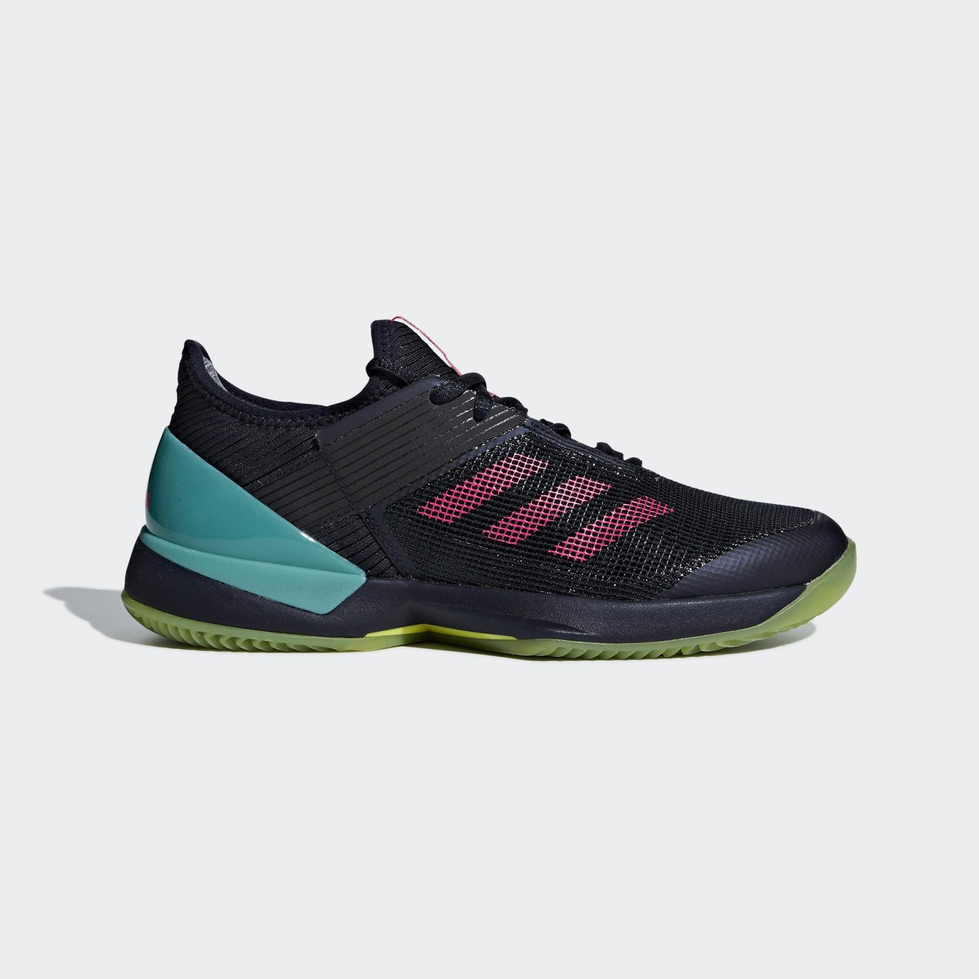 on sale c87b1 3bfbc Adidas Ubersonic 3 Terre Battue Femme - Chaussures De Tennis Femmes  Chaussure De Tennis Femme