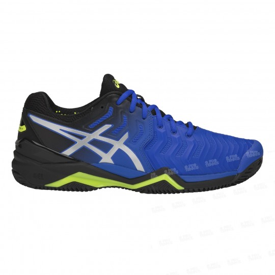 Asics Gel Resolution 7 Terre Battue Homme PE19