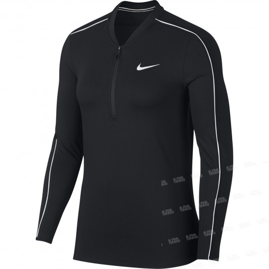 Nike Pure top 1/2 Zip Femme Printemps 2019