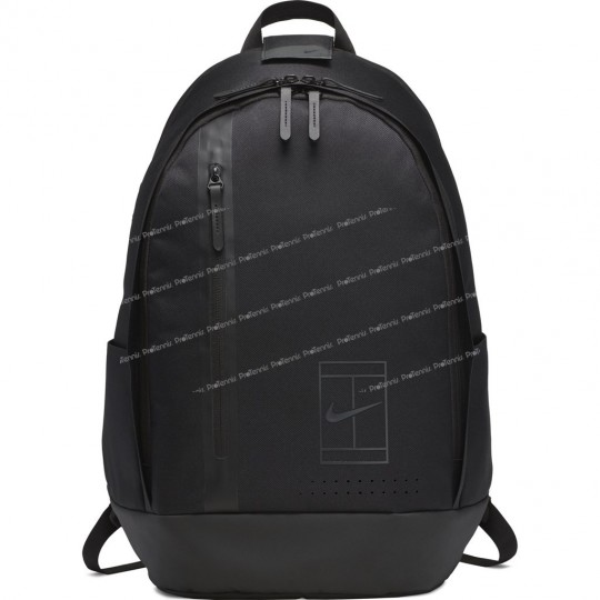 SAC A DOS NIKE COURT ADVANTAGE NOIR / ANTHRACITE 2018