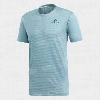 Adidas Parley Striped T-shirt Homme PE19