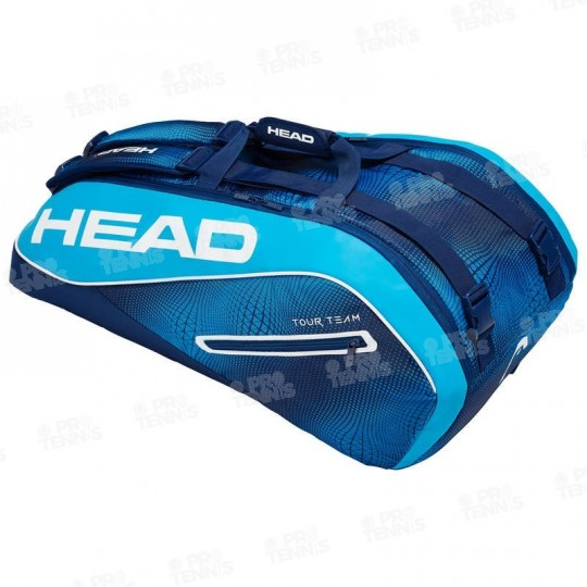 Head Tour Team 9 Raquettes Supercombi