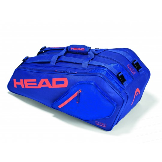 Head Core 9 Raquettes Monstercombi