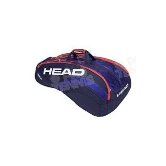 SAC HEAD RADICAL MONSTERCOMBI 12 PACK 2018 ORANGE / NAVY
