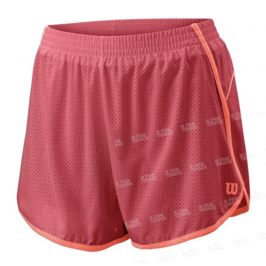 Wilson Competition Woven Short 3.5 Femme PE19