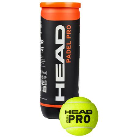 Carton Head Padel Pro 24 tubes