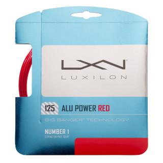 LUXILON ALU POWER 125 RED GARNITURE