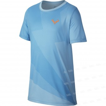 best loved 35762 a7fb6 Nike Court Rafael Nadal T-shirt Enfant Ete 2019 ...