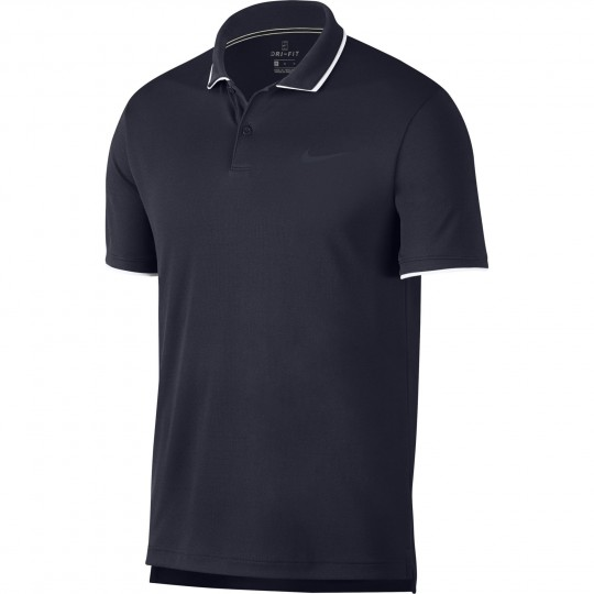 Nike Court Dry Team Polo Homme Hiver 2019