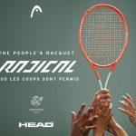 Nouvelle Raquette de tennis Head Radical 2021